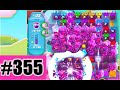 JAM EXPLOSION On Candy Crush Soda Saga Level 355 | Complete!