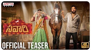 Savaari Movie Official Teaser