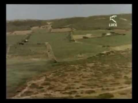 I Tre Tempi Sulcitani - Storia delle miniere del Sulcis / 1965 - 1°Parte [Istituto LUCE]