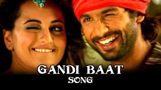 Gandi Baat Song ft. Shahid Kapoor, Prabhu Dheva & Sonakshi Sinha   R...Rajkumar