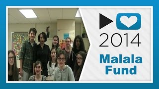 Project for Awesome 2014: Malala Fund