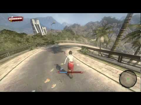 Dead Island-s Amazing Third Person Animations (Pre-Patch)