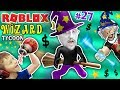 MY HEADS IN MY WHAT?!! ROBLOX WIZARD TYCOON! 2 Player FGTEEV Castle in Wizarding World Game #27