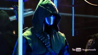 Arrow - Episode 3.16 - The Offer - Promo