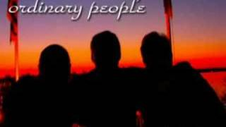 Ordinary People Rendition - (John Legend)