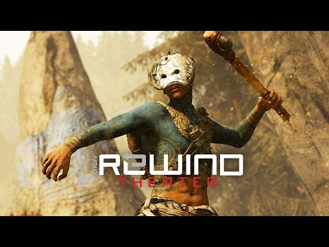 Rewind Theater - Far Cry Primal Announcement Trailer - UCKy1dAqELo0zrOtPkf0eTMw