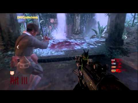 New! Black Ops Zombies: Shangri La - MAJOR Easter Egg Part 3: Pressure Plate