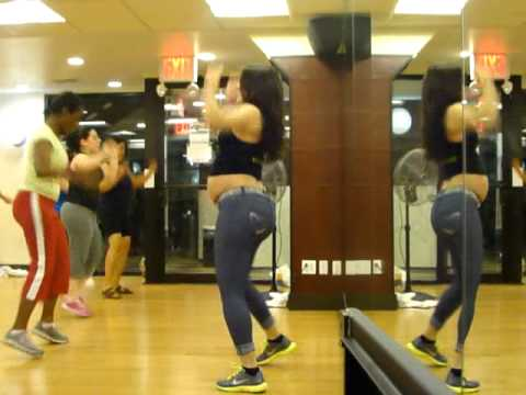 Zumba Fitness - El Pollo MERENGUE Amarfis