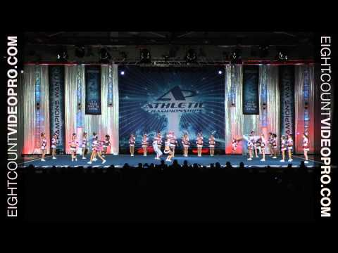 GymTyme All Stars Steel Junior Coed Level 4