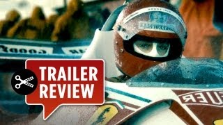 Instant Trailer Review : Rush TRAILER (2013) - Chris Hemsworth, Ron Howard Racing Movie HD