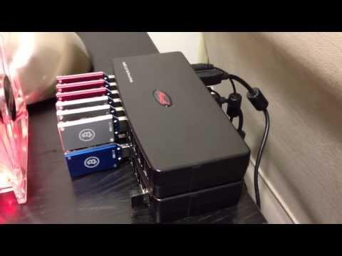 4 GH/s Raspberry PI Bitcoin Miner - PiMiner - UCcjMfinpkw22bzrVz-VMJ3A