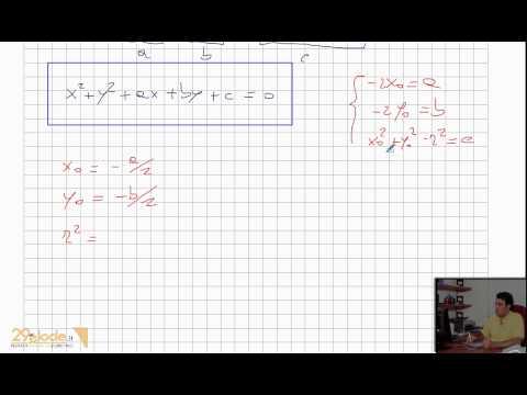 Ripetizioni matematica generale - Geometria Analitica del Piano - Circonferenza