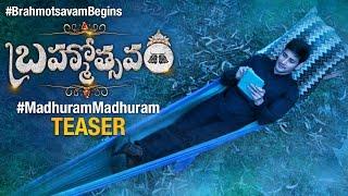 Brahmotsavam Song Teaser