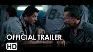Escape Plan Official Trailer #1 (2013) - Arnold Schwarzenegger, Sylvester Stallone Movie HD