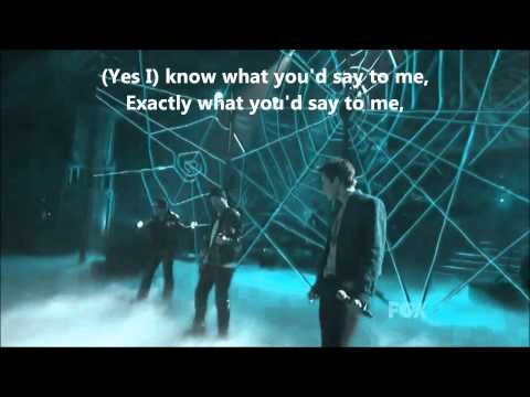 Reeve Carney ft. Bono, the Edge - Rise above 1 (Live on American Idol) Lyric