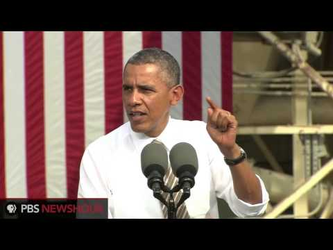 Obama calls on Boehner: 'Take a vote, stop this farce and end this shutdown right now' 10/2/13