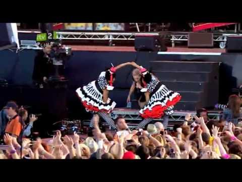 PINK - FUNHOUSE LIVE (ISLE OF WIGHT FESTIVAL) HD