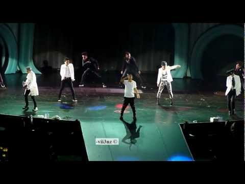 [Fancam HD] Big Bang - Lies + Last Farewell - Singapore Alive Tour 2012 120928