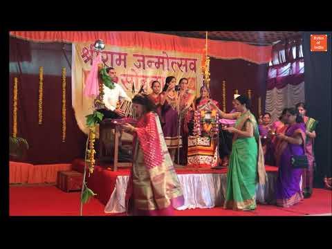 साखरपा कोंडगाव येथील श्रीराम मंदिरातील रामनवमी उत्