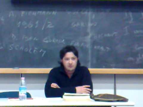 """""""Michel Foucault e la Storia della sessualità"""". Seminario a cura di Giuseppe Scalercio"""