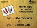 How to apply our new Occasions foil effect iLac