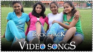 Back 2 Back Video Songs From Cool Boys Hot Girls