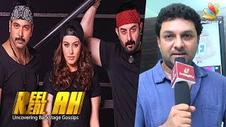Is 'Bogan' a stolen story? : Director Lakshman Interview Kollywood News 22-10-2016 online Is 'Bogan' a stolen story? : Director Lakshman Interview Red Pix TV Kollywood News