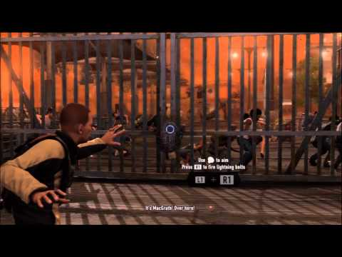 Infamous 2 Walkthrough + Giveaway - Part 1 [1080p HD] (PS3) [Gameplay]
