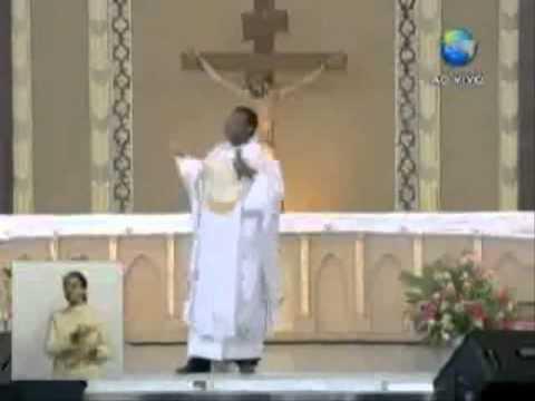 Santa Missa com Pe. José Augusto (05/10/2010) - Contra o Aborto, Contra Dilma