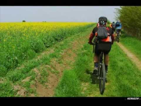 VIDEOCLIP Traseu MTB Baneasa - Palatul Ghica (traseu partial Prima Evadare 2011)