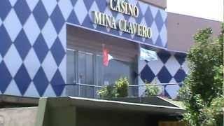 CASINO MINA CLAVERO 2013