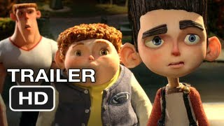 ParaNorman Official Trailer - Stop Motion Movie (2012) HD