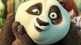 Kung Fu Panda 3 Official Trailer (2016) Angelina Jolie, Jackie Chan