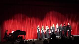 FHS Choir Singing