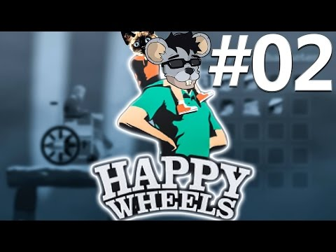 TELETON MONSTER KILL #02 - HAPPY WHEELS