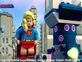 Фрагмент с конца видео - Supergirl - Evolution in cinema & TV