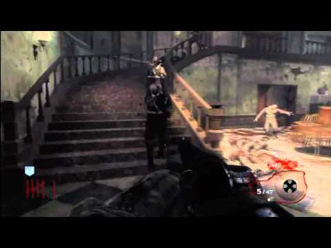Black Ops Zombies: Ray Gun Glitch