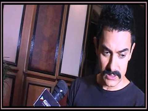 Aamir Khan as Disco Fighter in I Hate You Like I Love You - Delhi Belly - Exclusive Interview