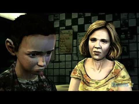 The Walking Dead Chapter 1 Walkthrough - Pt 6