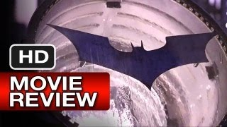 Epic Movie Review - The Dark Knight Rises (2012) Movie Review