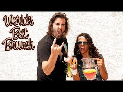 World's Best Brunch with David Gonzalez