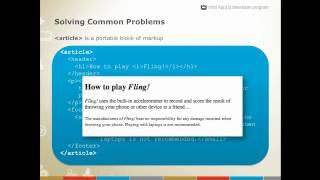 Curso de HTML5. Clase 2: Markup