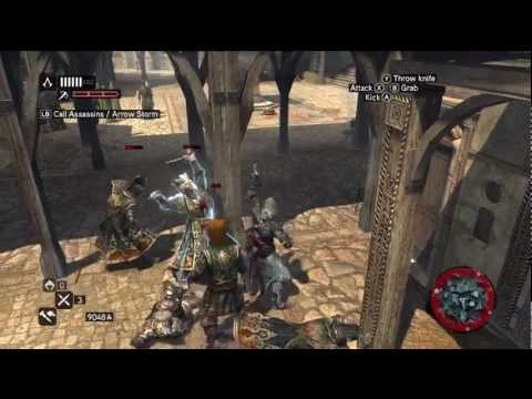 Assassin's Creed: Revelations Gameplay 3/3