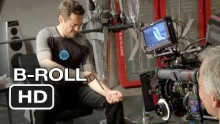 Iron Man 3 Official B-Roll (2013) - Robert Downey Jr. Superhero Movie HD