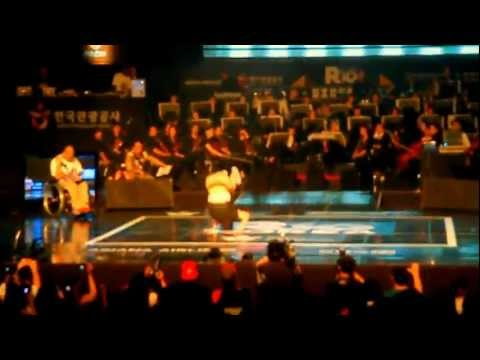 Bboy Physicx - Legend - 2012 | HD and 3D |