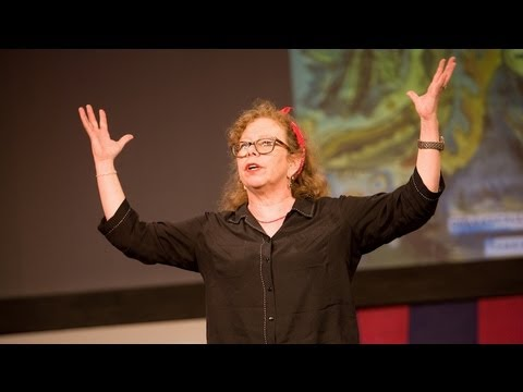 Lynda Barry: The answer is in the picture #INKtalks