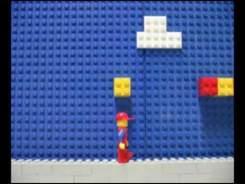 Super Lego Mario (Level 1)
