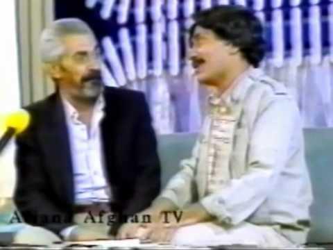 Haji Kamran alias Sher-Agha - Parche Tamsili (Pashto)