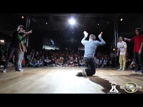 GAMBLERZ vs PREDATORZ (HIP HOP NEW SCHOOL 2012) WWW.BBOYWORLD.COM
