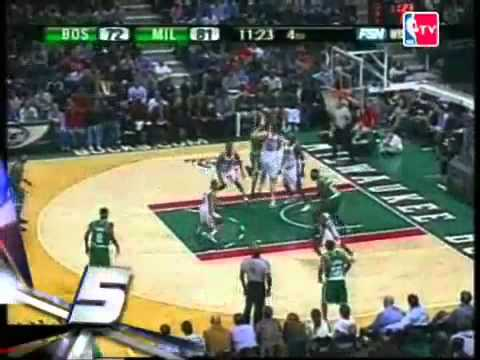 Top Ten NBA Bloopers 2010
